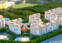 Жилой комплекс Дудергофская линия 3 жилой дом 8